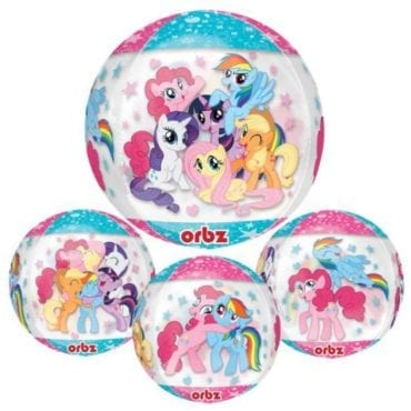 Balão Foil Orbz My Little Pony