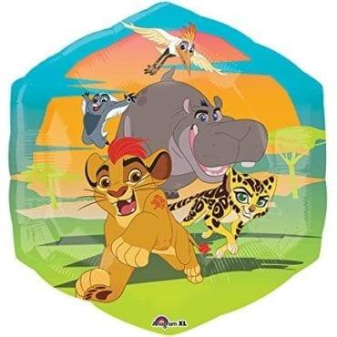 Balão Foil  SuperShape A Guarda do Leão