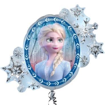 Balão Foil  SuperShape Frozen II