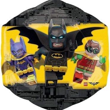Balão Foil  SuperShape Lego Batman
