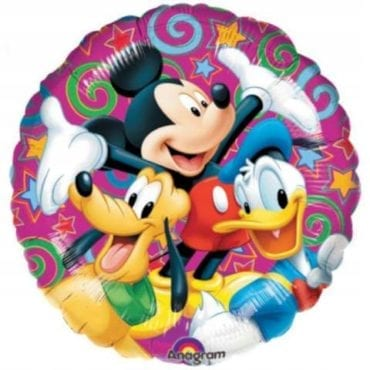 Balão Foil  Mickey Mouse Celebration