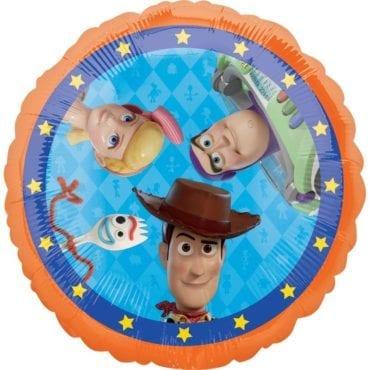 Balão Foil  Toy Story 4