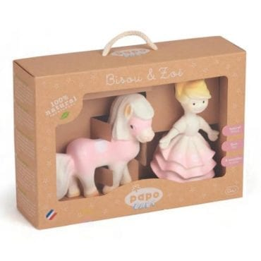 Gift Set p/ menina Papo Baby