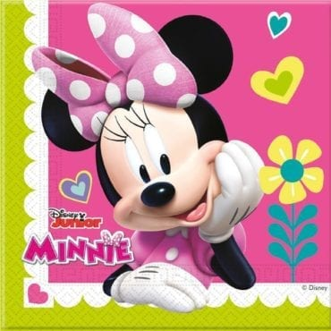 Guardanapos Minnie Bow-tique