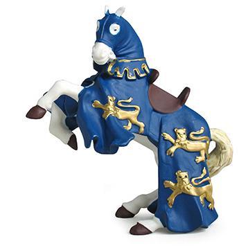 Cavalo do Rei Ricardo Azul