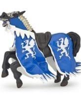 Cavalo do Rei Dragão Azul