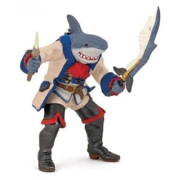 Pirata Tubarão Mutante