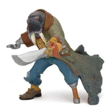 Pirata Morsa Mutante