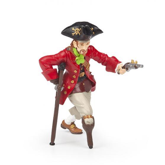 Pirata Perna de Pau c/ Pistola