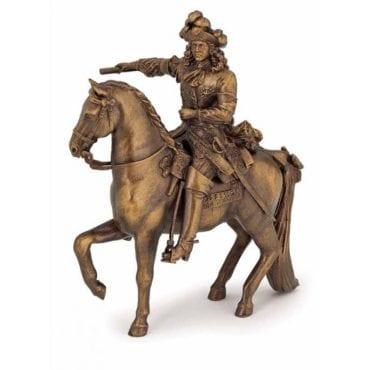 Luis XIV c/ Cavalo