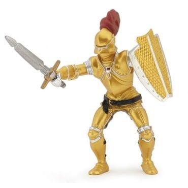Cavaleiro c/ Armadura de Ouro