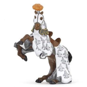 Cavalo do Príncipe Filipe Branco