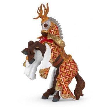 Cavalo do Mestre de Armas Veado