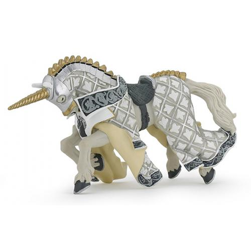 Cavalo do Mestre de Armas Unicórnio
