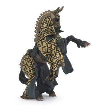 Cavalo do Mestre de Armas Touro