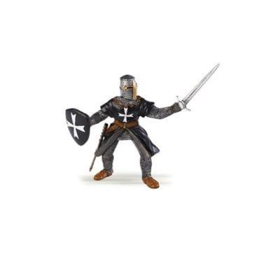 Cavaleiro Hospitaleiro Negro c/ Espada