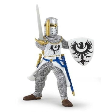Cavaleiro Branco c/ Espada