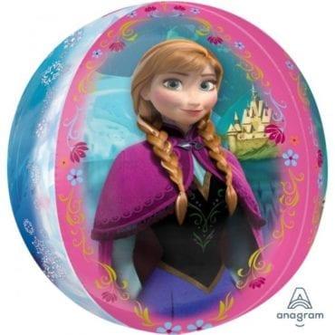 Balão Foil Orbz Frozen