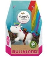 Chubby Unicorn com sela Single Pack