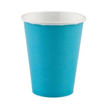 Copos Azul Turquesa