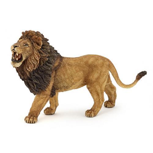 Leão a rugir