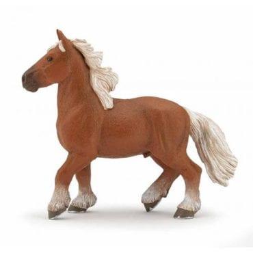 Cavalo Comtois
