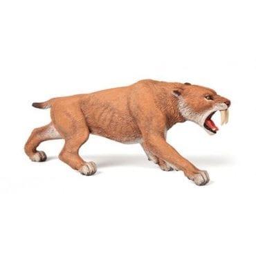 Smilodon (Tigre Dente-de-Sabre)