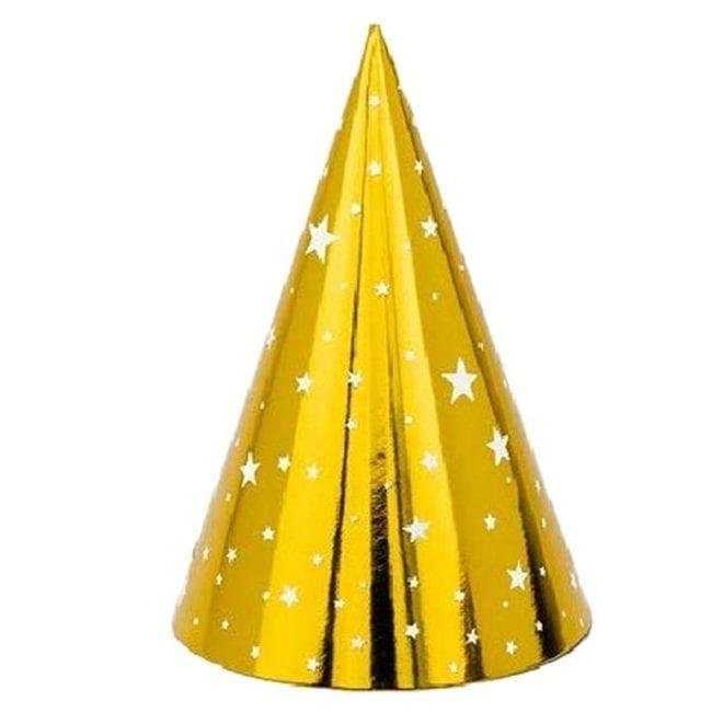 Chapéus de Festa Estrelados