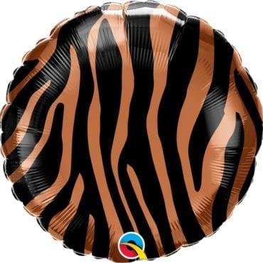 Balão Estampado Tigre