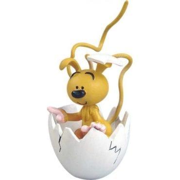 Bebé Marsu Dentro de Ovo