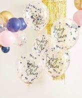 Balão Baby Shower c/ Confetti