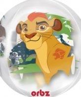 Balão Foil Orbz A Guarda do Leão