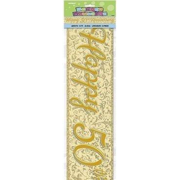 Banner Bodas de Ouro