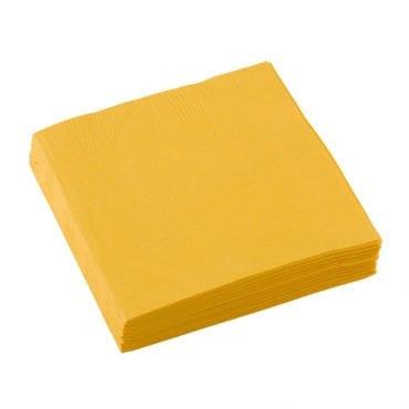 Guardanapos Amarelos
