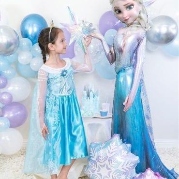 Balão Foil Airwalker Frozen