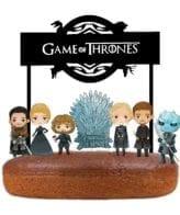 Topo de bolo Game of Thrones