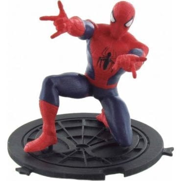 Spiderman Agachado - Amazing Spiderman