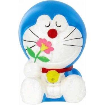 Doraemon C/ Flor