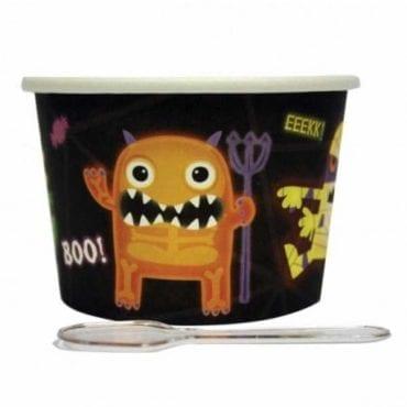 Taças de sobremesa Boo Crew