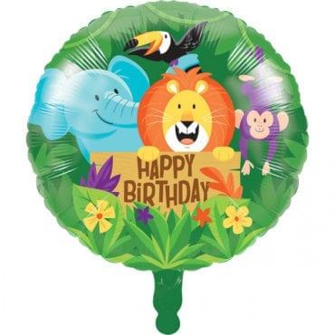Balão Foil  Selva