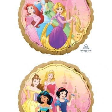 Balão Foil  Princesas Disney