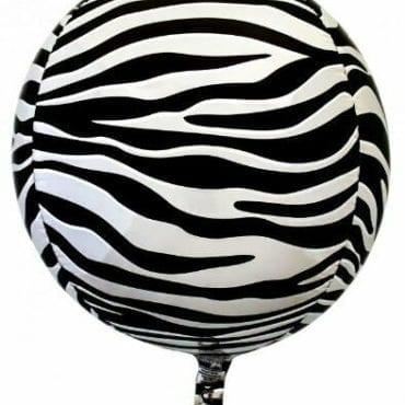 Orbz Estampado Zebra
