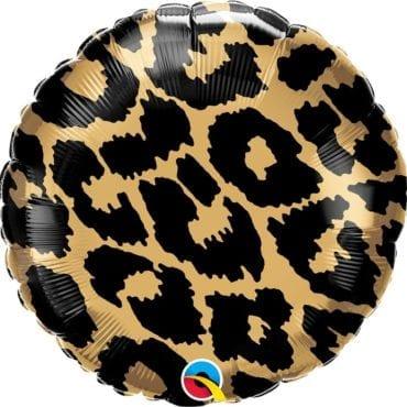 Balão Estampado Leopardo