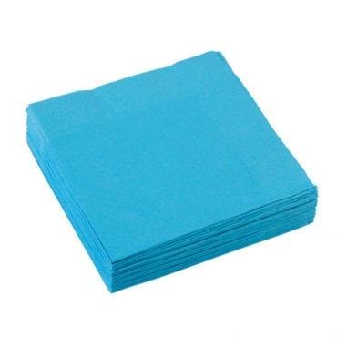 Guardanapos Azul Turquesa