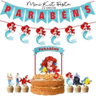 Mini Kit Festa Ariel