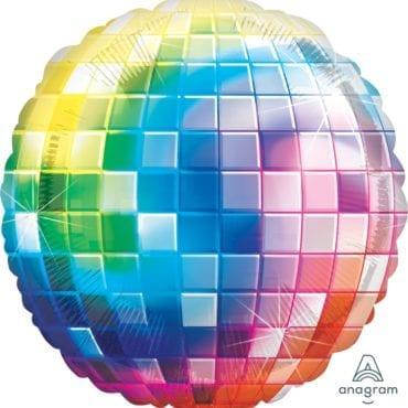 Balão Foil  70s Disco Fever