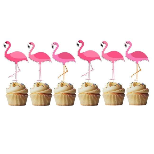 Topper Flamingos