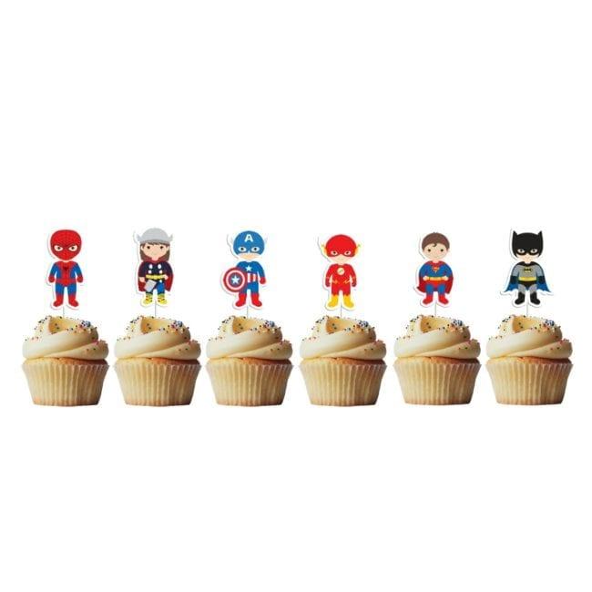 Topper Super Heróis