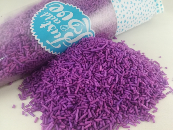 granulado lilas