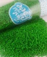 granulado verde